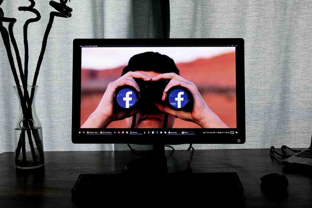 What do friends see when you delete facebook account?