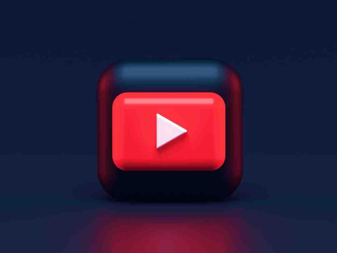 Where is upload button on YouTube?