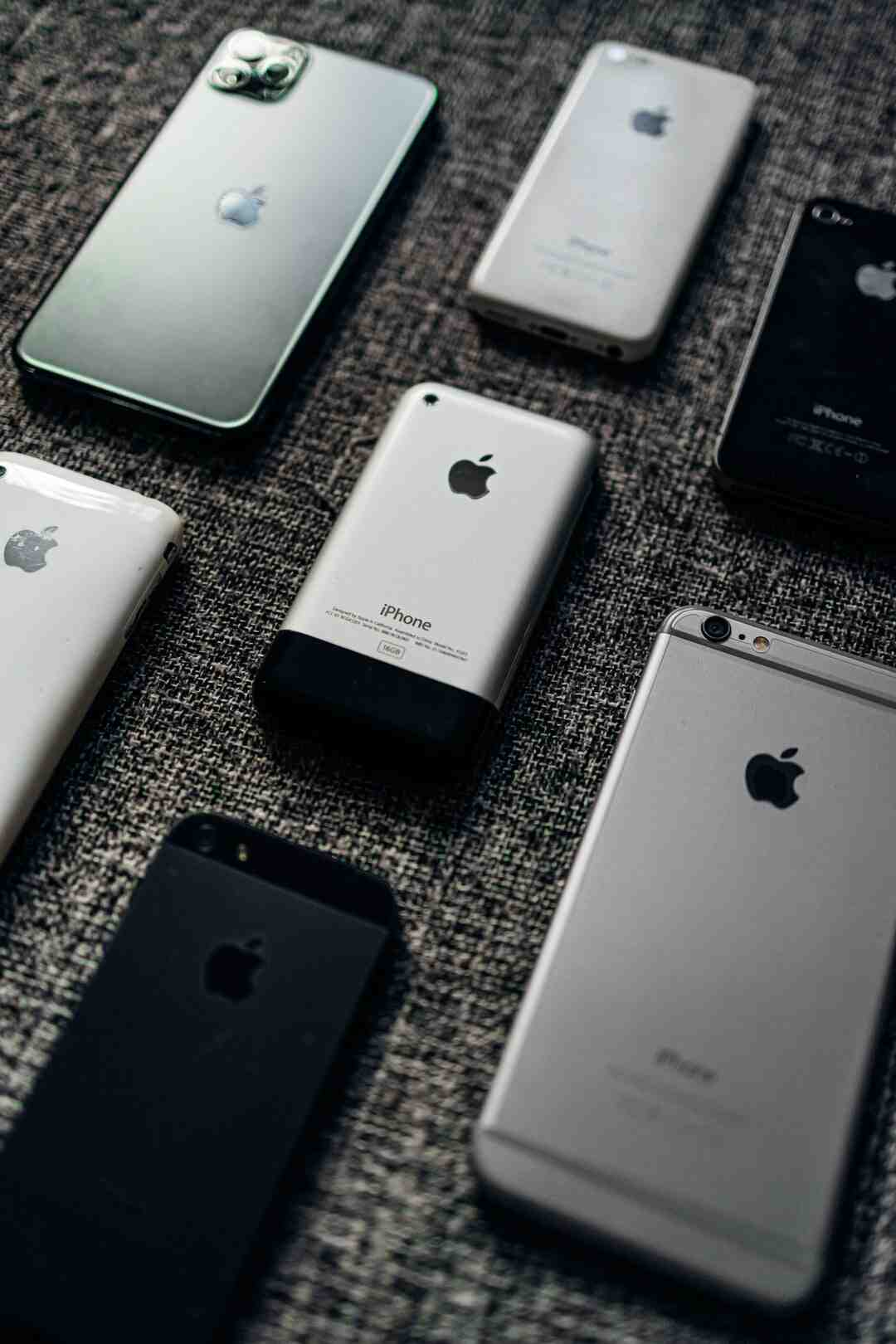 How is an iphone made