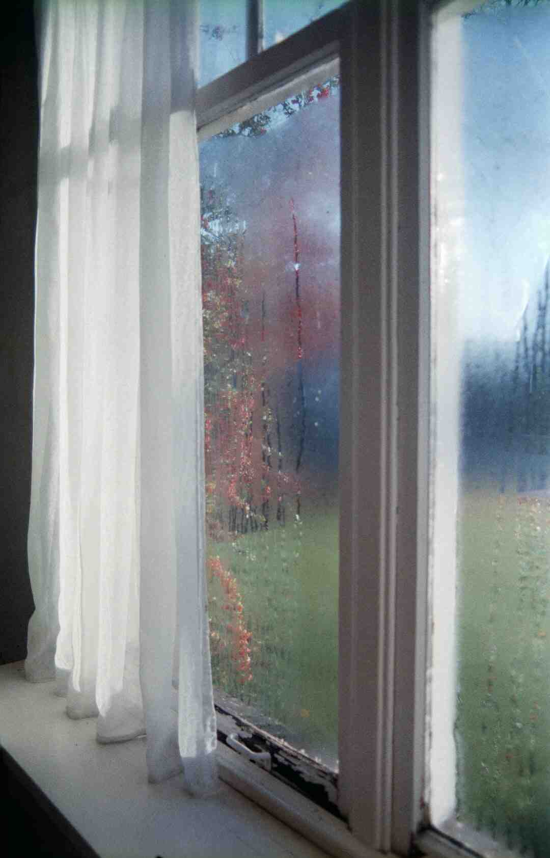 How to keep windows from fogging up
