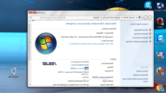 How do I update my Windows 7 operating system?