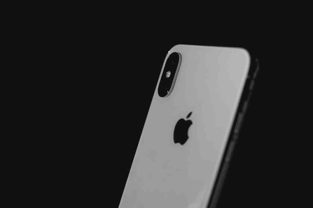 How to iphone x