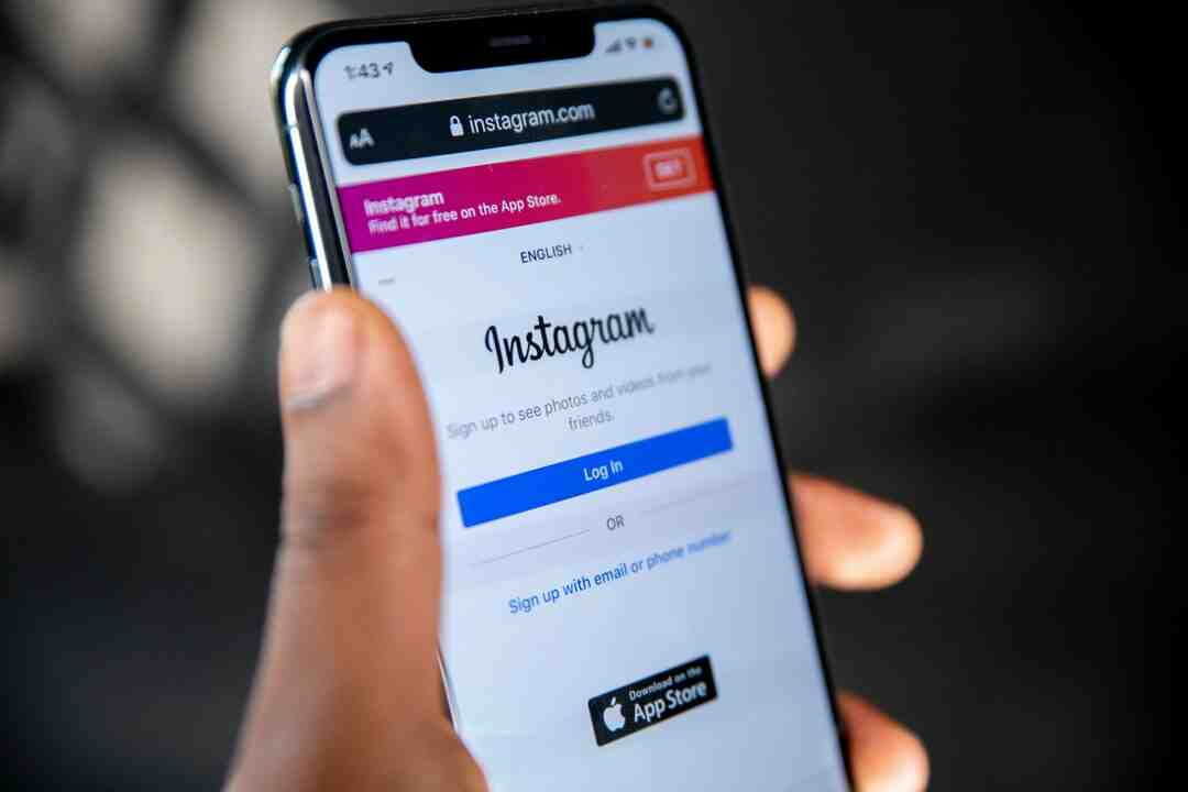 How to reset your instagram explore feed